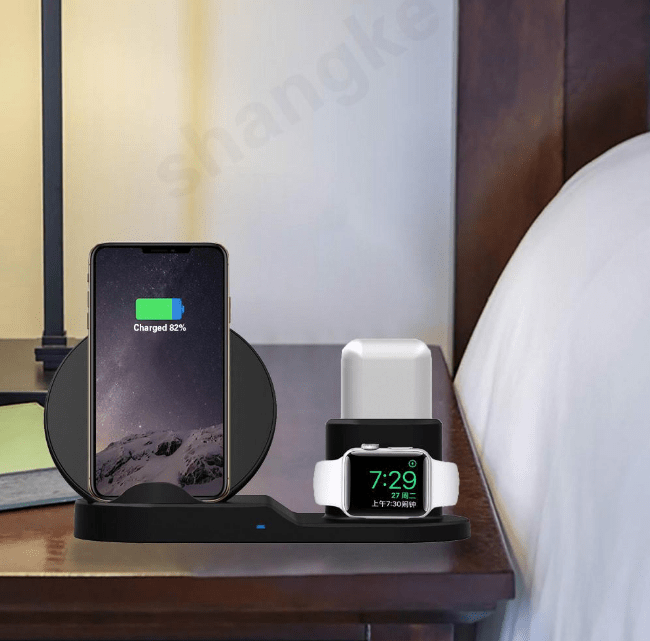 3-in-1 wireless charger - AzraTec