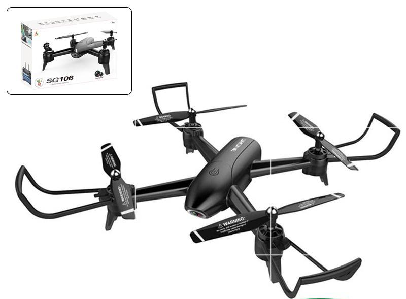 4K SG106 RC drones with camera hd helicopter with Optical Flow Altitude Hold - AzraTec