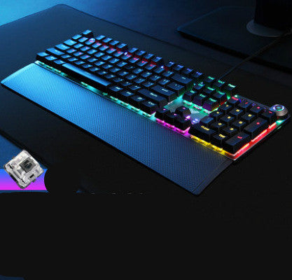 F2088  Mechanical Anti- Ghosting Gaming Keyboard - AzraTec
