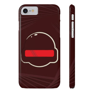 PUBG Matte Slim Phone Cases - AzraTec