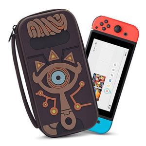 Legend of Zelda Sheikah Eye Nintendo Switch Carry Case - AzraTec
