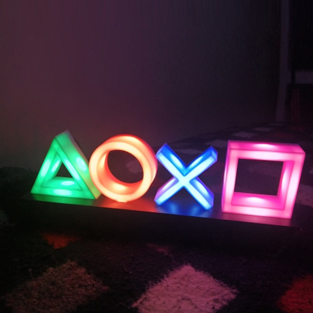 Sound/Voice Control Playstation Light Bar - AzraTec