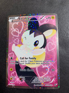 Emolga - RC23/RC25 Full Art Ultra Rare - Legendary Treasures