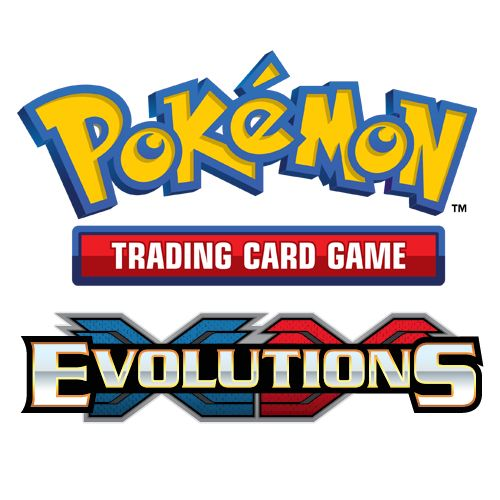 100 Assorted XY Evolutions Set Pokemon Cards
