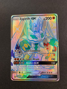 Zygarde GX - SV65/SV94 Full Art Ultra Shiny - Hidden Fates