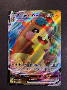 Morpeko VMax - 080/202 Full Art Ultra Rare - Sword and Shield