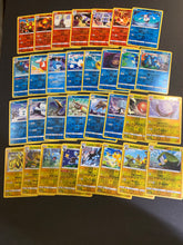 Load image into Gallery viewer, Pokemon Rebel Clash Near Complete Set - 150 Cards + 6 Ultra Rare V