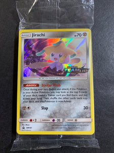 Jirachi - SM161 Sealed Team Up Prerelease Pack