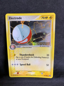 "Electrode - 27/106 ""Stamped"" Reverse Holo"