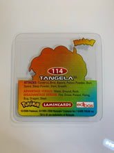 Load image into Gallery viewer, Tangela - 114/150 Lamincard