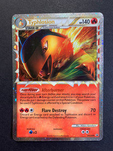 Typhlosion Prime - HGSS09 Ultra Rare Promo