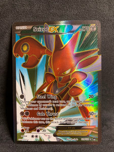 Scizor EX - 119/122 Full Art Ultra Rare