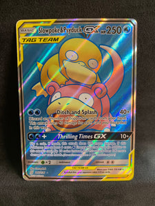 Slowpoke & Psyduck GX - 217/236 Full Art Ultra Rare