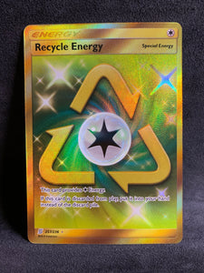 Recycle Energy - 257/236 Full Art Secret Ultra Rare