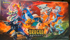Pokemon Dragon Majesty Super Premium Collection Playmat