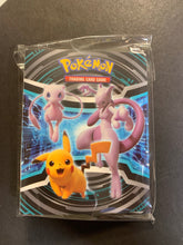 Load image into Gallery viewer, Pokemon Pikachu, Mew, Mewtwo & Charizard Mini Card Binder