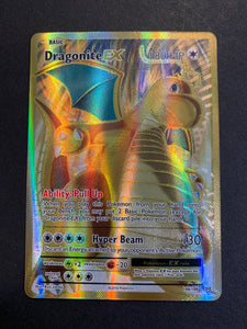 Dragonite EX - 106/108 Full Art Ultra Rare - XY Evolutions