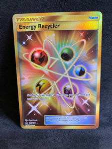 Energy Recycler - 143/131 Secret Rare Trainer