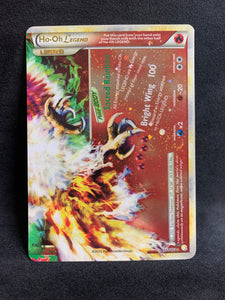 Ho-Oh Legend - 112/123 Ultra Rare (Bottom)