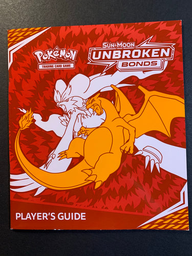 Unbroken Bonds Player's Guide Book