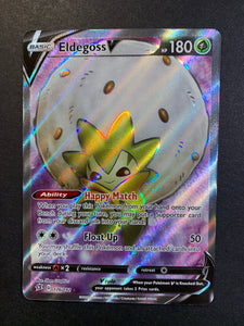 Eldegoss V - 176/192 Full Art Ultra Rare - Rebel Clash