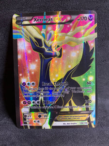 Xerneas EX - 146/146 Full Art Ultra Rare