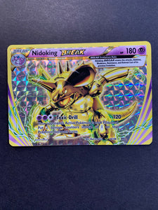 Nidoking Break - 46/108 Ultra Rare Holo