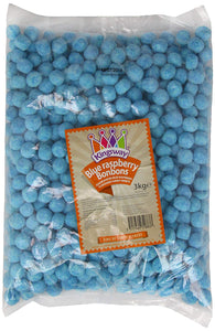 Kingsway Sour Blue Raspberry Bon Bons
