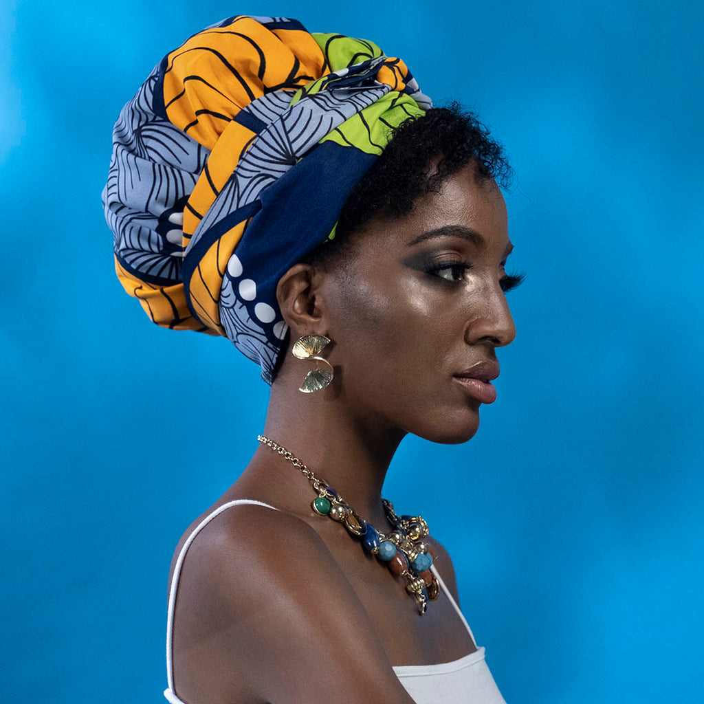 Fashion is trending toward afro fusion