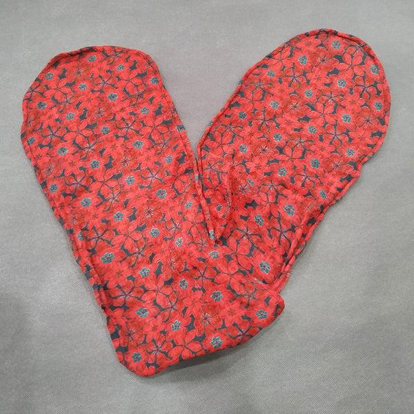 Red Bow Wire Headband AC2023