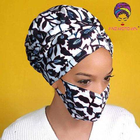 Face Covers with Satin Lining- K1177