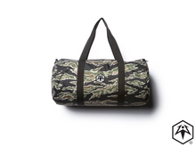 Load image into Gallery viewer, Hex Leaf Embroidered Duffel Bag