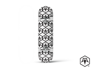 Hex Leaf Skateboard Deck