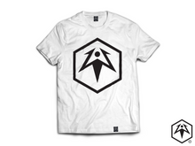 Load image into Gallery viewer, Hex Leaf T-Shirt - White