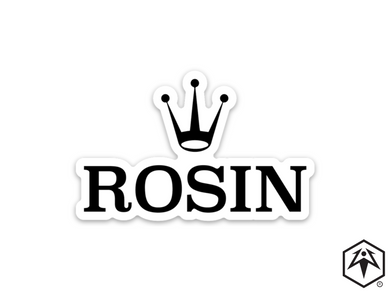 Rosin King Sticker