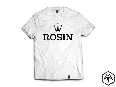 Rosin King T-Shirt - White