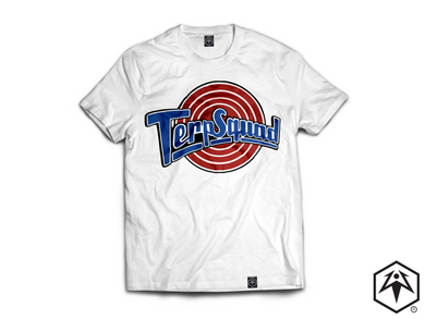 1996 Terp Squad T-Shirt - White