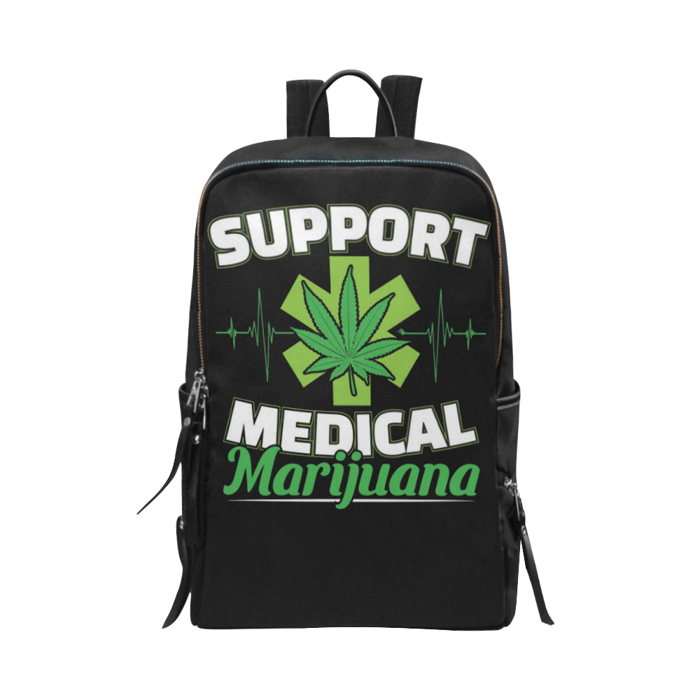 Medical Marijuana backpack
