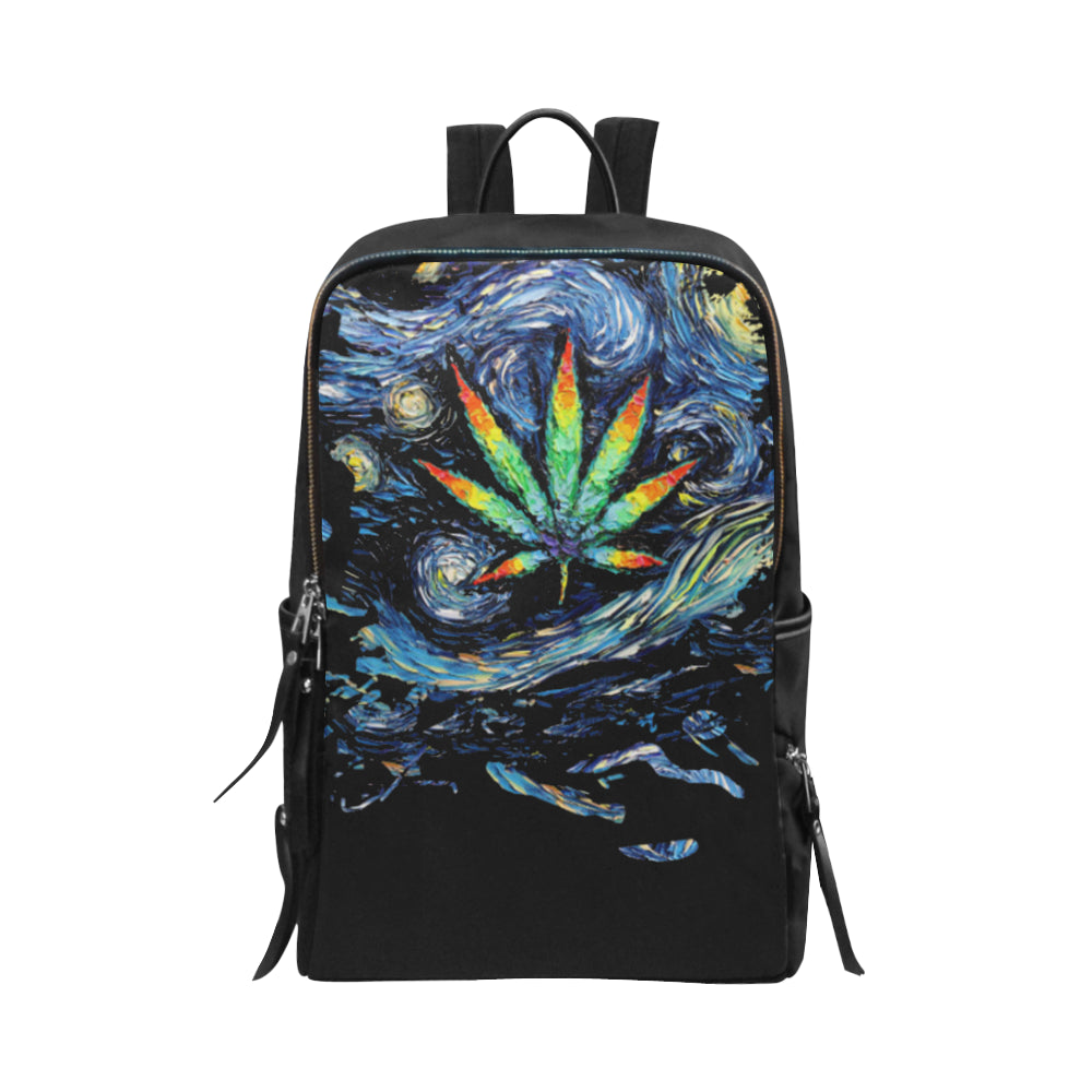 Swirl Leaf Backpack