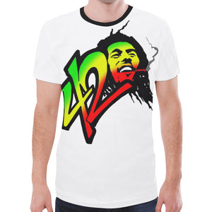 420 Bob Marley All Over Print