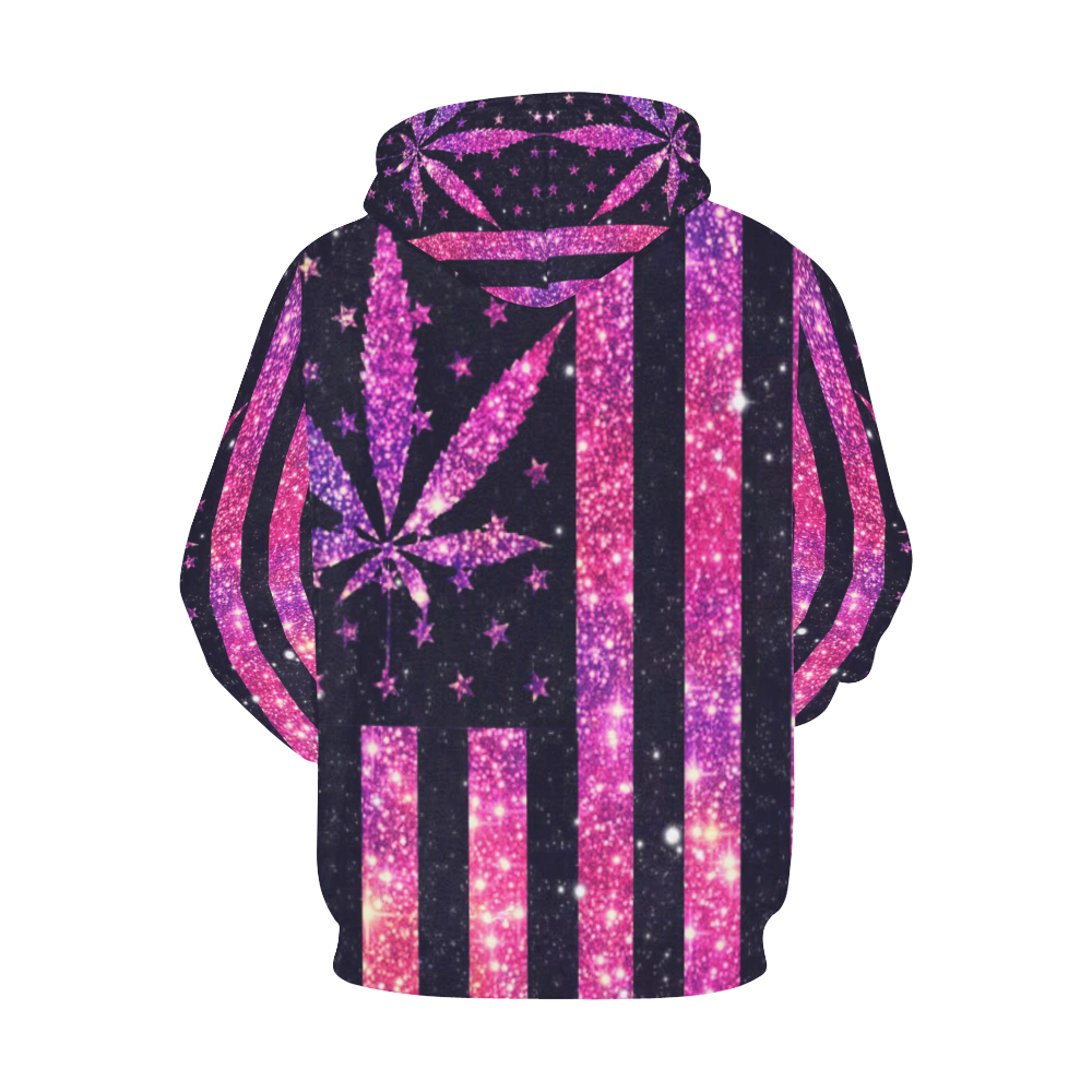 Stoner American Flag (Pink)