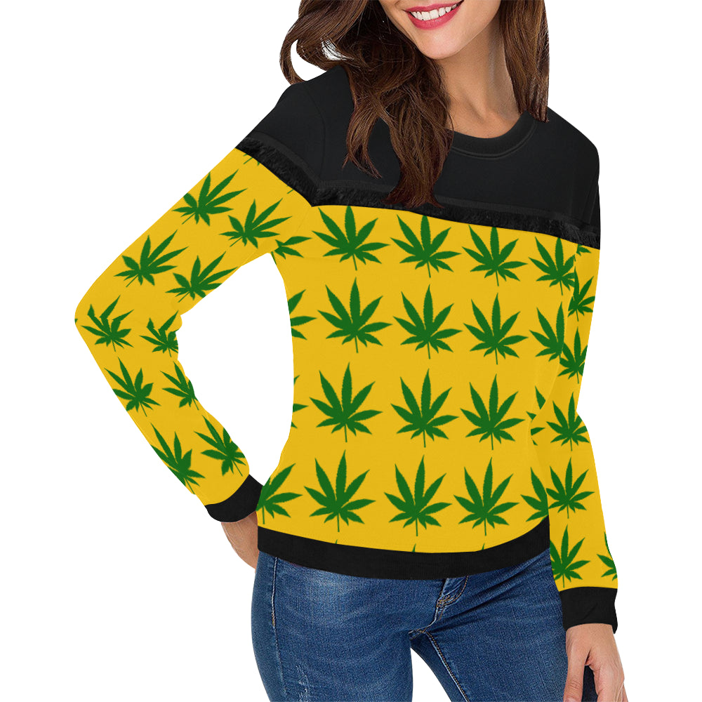 Womens Stoner Sweatshirt