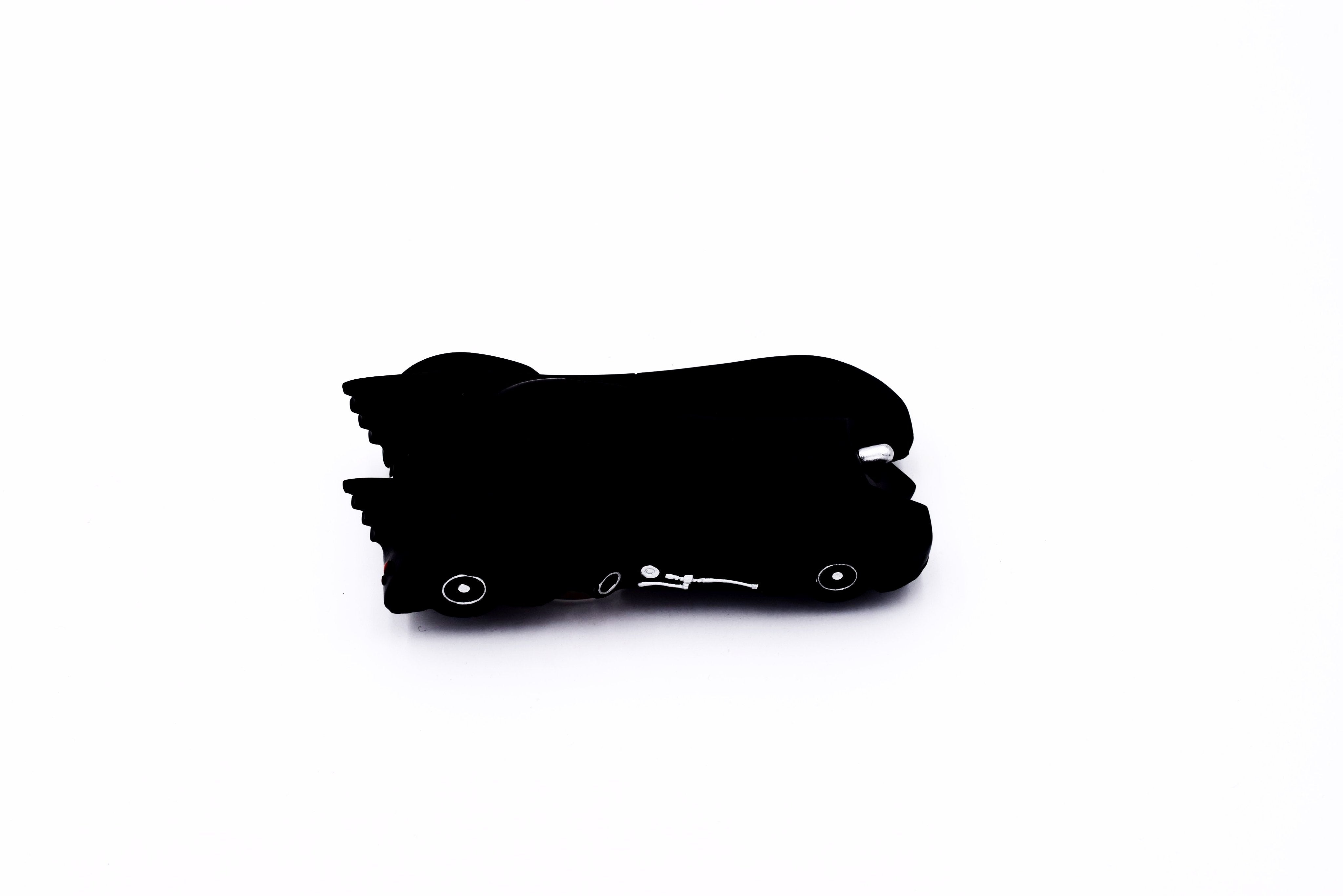Batmobile Herb Grinder 3 Piece Black (1 Count)
