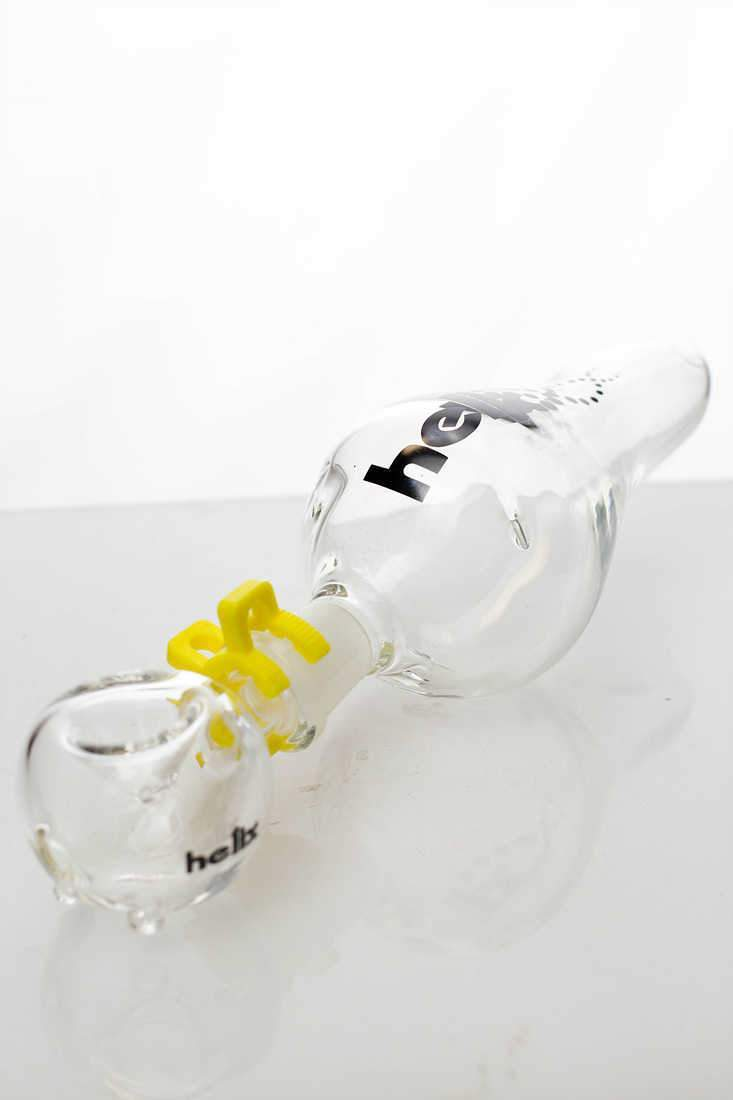 HELIX 3-in-1 glass pipe set