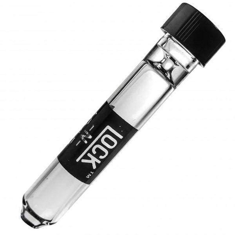 "Lock -N- Load One Hitter / Chillum - ""Load it, Smoke Out, Lock it"" - For Hits on the Go"