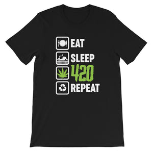 Eat, Sleep, 420, REPEAT 2.0