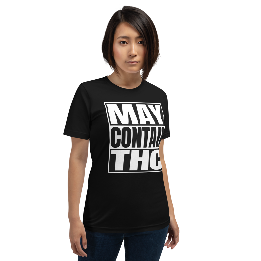 May Contain THC