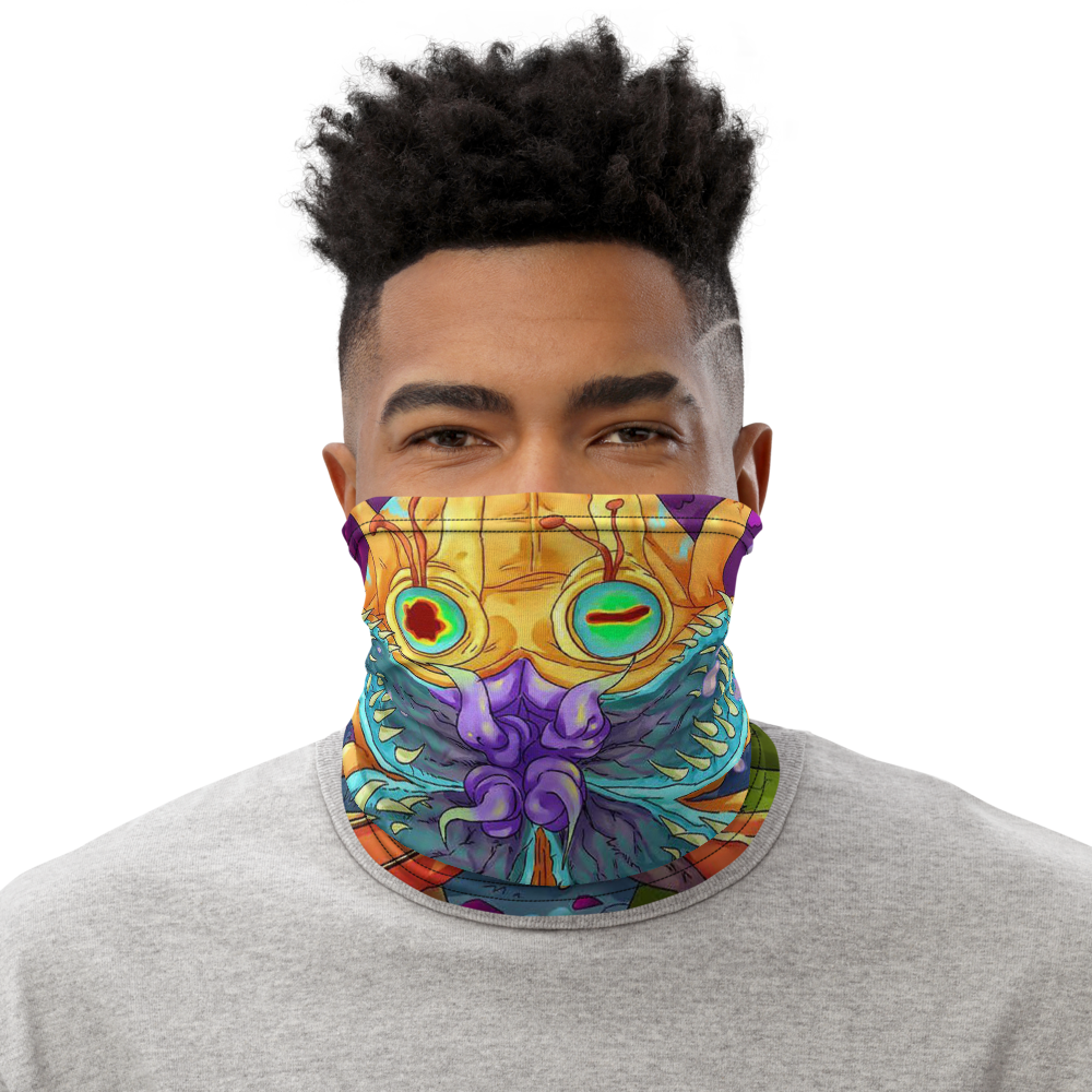 Rick and Morty 1.0 Neck Gaiter