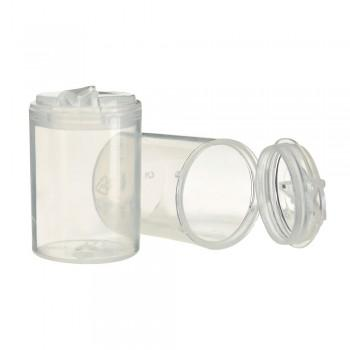 5 mL Pop Top Concentrate Containers Clear (100 Count)