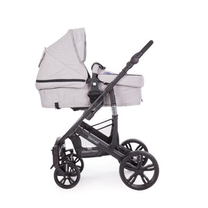 Silla de Paseo Beloved 2 en 1 Gris Claro